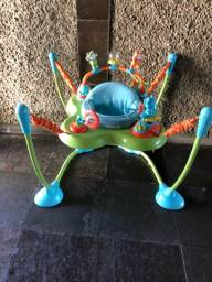 Jumperoo safety