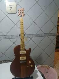 Troco  guitarra Heavens Les Paul  por violão