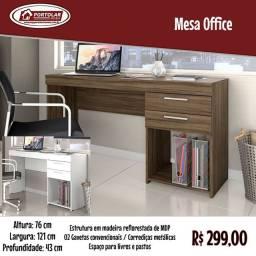 Título do anúncio: Mesa de computador office 299,00 Entrega em 3 dias