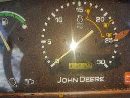 Título do anúncio: Trator John Deere turbinado de fabrica 85 cv