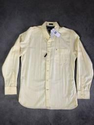 Camisa social Tommy Hilfiger tamanho G
