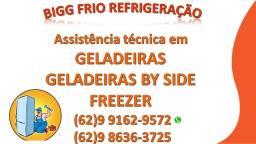 Conserto de cervejeira- geladeira- freezer