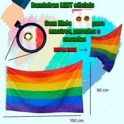 Título do anúncio: Bandeiras Lgbt em promoção