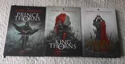 Trilogia dos Espinhos Mark Lawren Completa