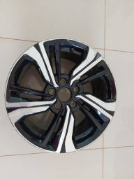 Roda 17 original new civic