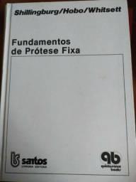 Livro odontológico Fundamentos da prótese fixa