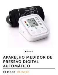 PROMOÇÃO Aparelho aferidor de pressão digital automático