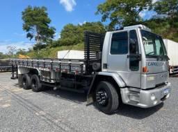 Ford Cargo 1722 6x2 carroceria nova fs caminhoes