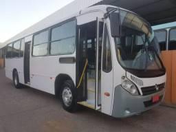 Ônibus Micrão Urbano MBenz OF 1418, 2008,Neobus 36 urb, porta meio p/65 mil