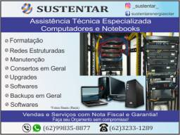 Informática - Peças e Manutenção em Geral
