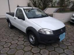 Fiat Strada CS 2013 único dono. Ac menor valor