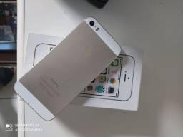 5S iPhone Dourado