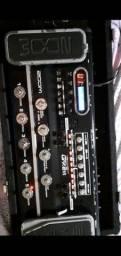 Pedaleira de guitarra g92tt vendo ou troco em gt8, gt100 ou HD500