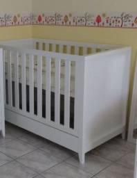 Berço / mini cama com trocador