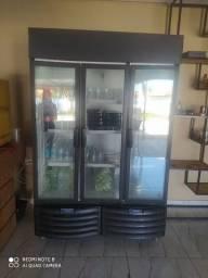 Freezer Ilha , Expositores Refrigerado 3 portas e Cervejeira.