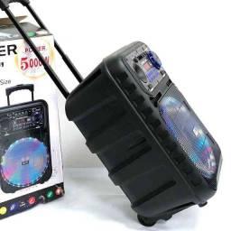 Caixa de Som Amplificada 5000W Promoção!