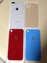 Vídro traseiro iPhones