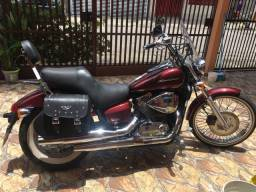 Honda Shadow 750 2011