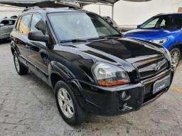 Hyundai Tucson GL 2.0, Completo, Couro, Revisado