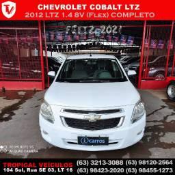 Chevrolet Cobalt LTZ 1.4 8V (Flex) 2012