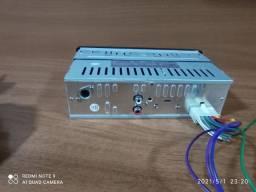 Vendo radio MP3 pen drive, cartão de memória e entrada auxiliar