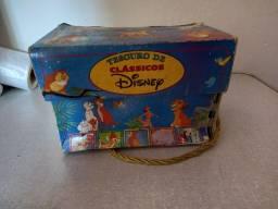 Livro de história da Disney antigo