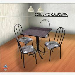 Califórnia 4CDs, mesa Califórnia