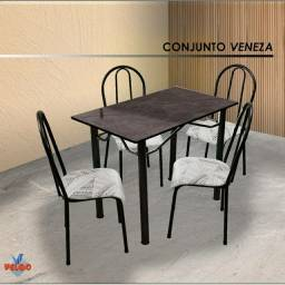4CDs Veneza, conjunto