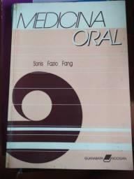 Livro odontológico Medicina Oral