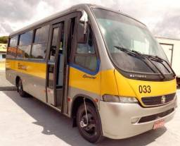 Micro Escolar - MBenz 814 - 2001 - 2001