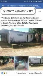 Vendo Villa de kitnet em Porto Grande