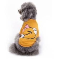 Roupa para Cães Raças Pequenas