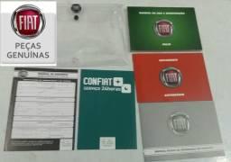 Manual do Fiat Palio 2015/16 novo e original