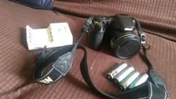 Câmera semi profissional marca nikon