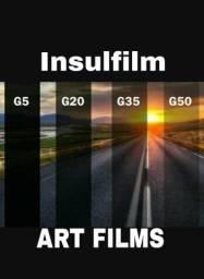 ART Insulfilm películas de proteção solar