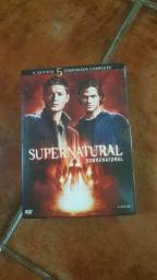 Box Supernatural - 5ª Temporada