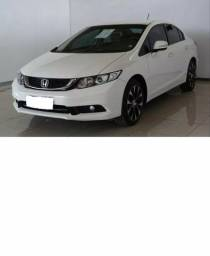 Honda Civic LXR 2.0 - 2016