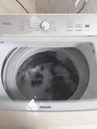 Super lavadora de roupas automática 14kl. aceitamos cartões de crédito