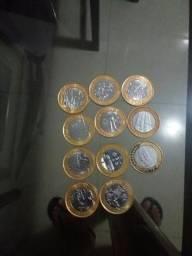 Moedas raras R $50