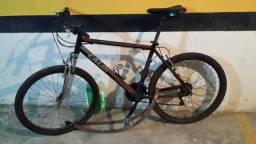 Bicicleta MTB Caloi Aluminium Sport