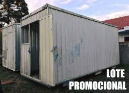!! Lote Promocional de Containers em Curitiba !!
