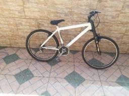 Bicicleta de alumínio com amortecedor