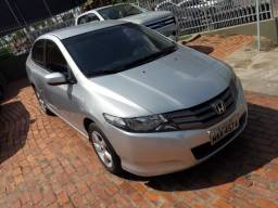 Honda City Sedan 1.5 LX Flex Automatico 2012 fone 99942-6001 - 2012