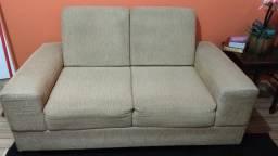 Sofa 2 lugares semi novo