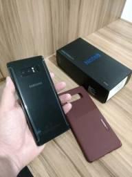 Samsung Note 8 com 1 mês de uso Com Nota!