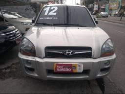 Hyundai Tucson GL 2.0 automática 2012 - 2012