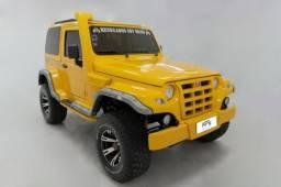 Troller T4 3.0 2010 Amarelo Completo - 2010
