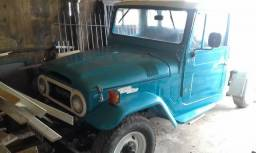 Toyota bandeirante Pick up 4X4