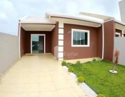 Casa com 2 quartos no Eucaliptos - Fazenda Rio Grande/PR