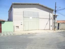 Galpão/depósito/armazém à venda em Satelite, Três marias cod:335